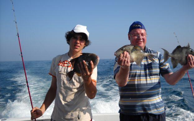 Portuguese Reef Fishing Tour