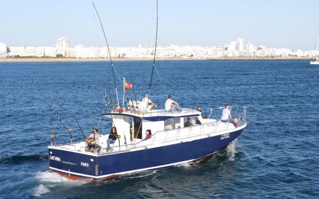 Algarve Big Game Fishing Tour