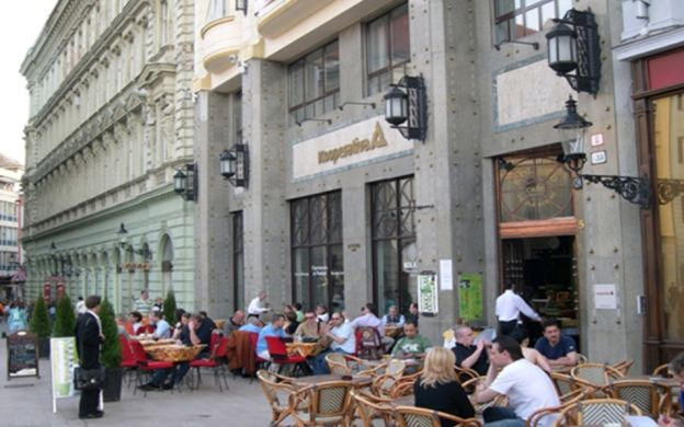 Classic Bratislava Walking Tour