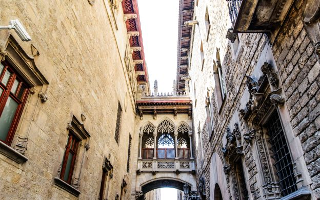 Gothic Quarter Walking Tour, Barcelona