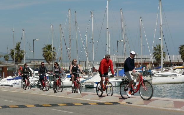 The Complete Barcelona by Bike