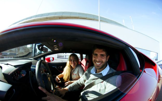 Ferrari Driving Experience: Montjuic Mountain & Old F1 Circuit, Barcelona