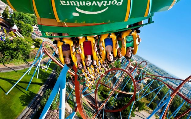 PortAventura Ticket - Add Ferrari Land, Caribe Aquatic Park or Night Options