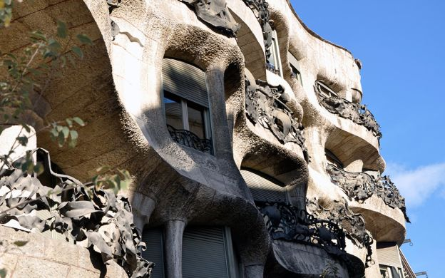 Barcelona in a Nutshell: Gothic Quarter, Olympic Village and Gaudi's Barcelona