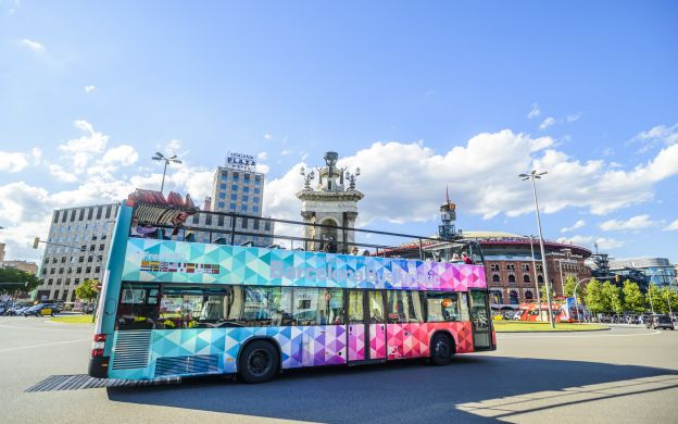 Barcelona Bus Turistic: Hop-On, Hop-Off Tour