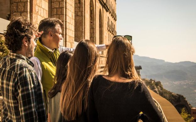 Montserrat Monastery & Hiking, Small Group Tour from Barcelona