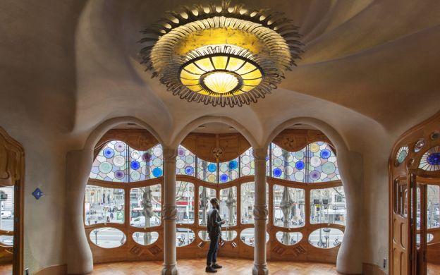 Skip-the-Line Casa Batlló Tour: Theatrical Visit