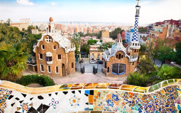 Skip-the-Line Park Güell Guided Tour
