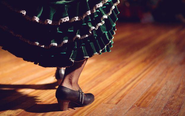 Tablao Palacio Flamenco show with optional Dinner