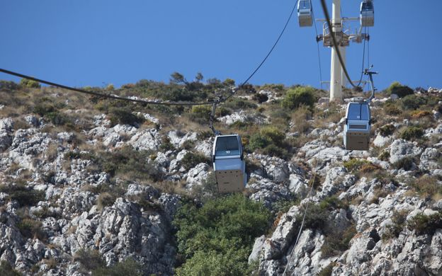 Benalmadena Cable Car Ride with Selwo Marina and Selwo Aventura Combo Upgrade