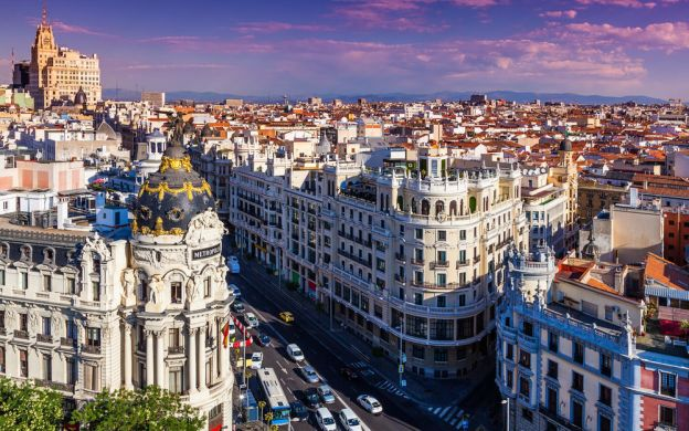 7 Day Andalucia & Madrid Tour – From the Costa Del Sol