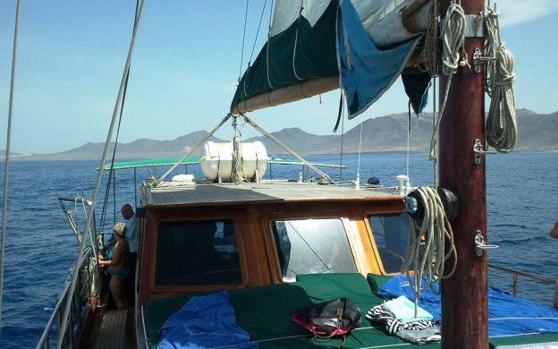 Turkish Gulet Cruise, Fuerteventura