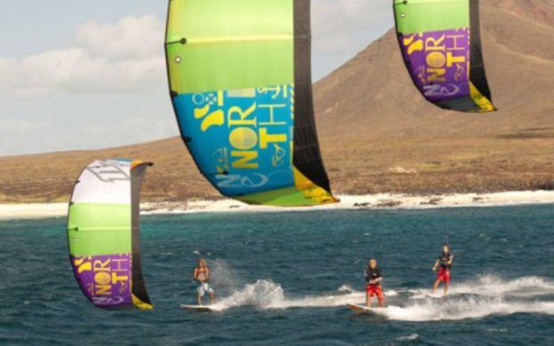 Learn Kitesurfing Course at Corralejo