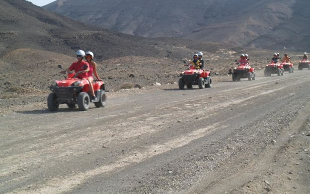 Jandia National Reserve Quad and Buggy Safari, Fuerteventura