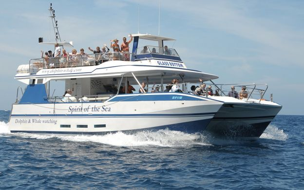 Spirit of the Sea Cruise, Gran Canaria- With Transfers