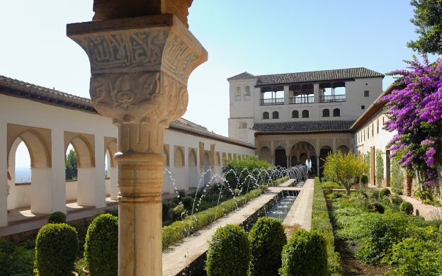The Alhambra Palace and Generalife Guided Morning & Afternoon Tour, Granada