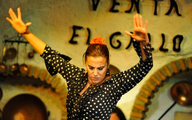 Sacromonte Flamenco Show, Granada – Add Dinner