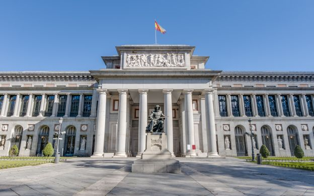 Madrid in the Morning: Highlights Sightseeing & Skip-The-Line Prado Museum Guided Tours