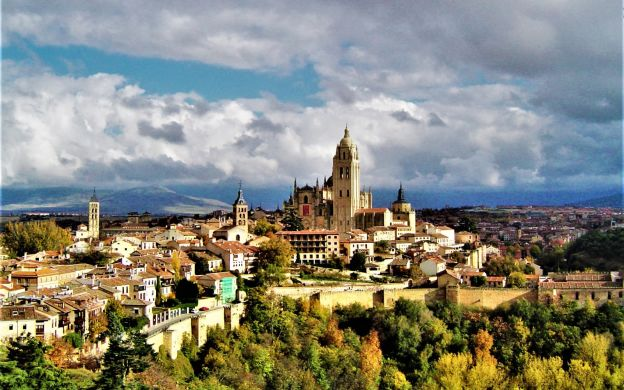 Segovia Tour with Guide – from Madrid