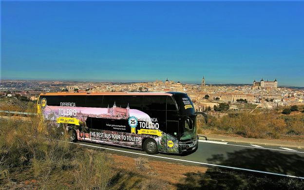 Toledo Guided Walking Tour – from Madrid