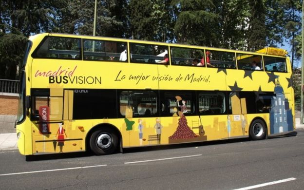 Madrid BusVision: Top seller Sightseeing Bus Tour