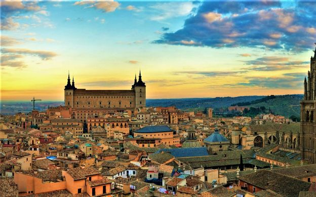 Toledo and El Greco Guided Walking Tour – Half Day Tour from Madrid