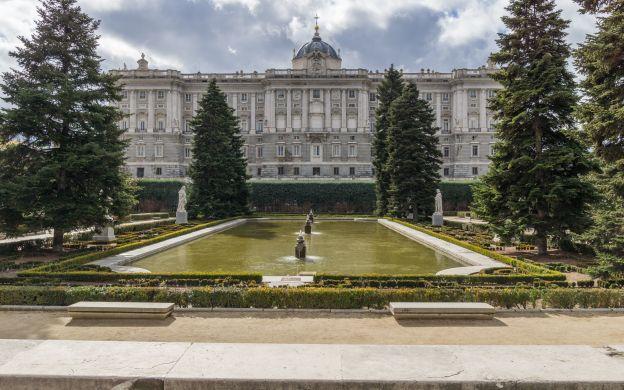 Royal Palace and Madrid Walking Tour
