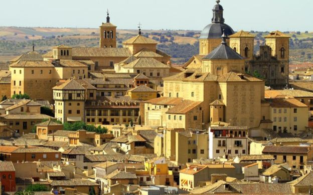 Perfect Partner- Toledo: Express Tour for Explorers from Madrid
