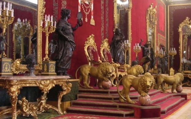 Regal Trails: Expert Guided Tour of Royal Palace of Madrid with Skip-The-Line Access