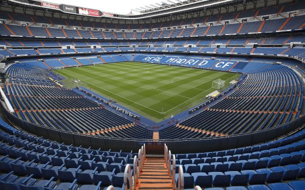 Madrid City Sightseeing Guided Tour and Skip-the-Line Bernabeu Stadium Ticket