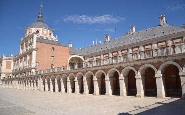 Aranjuez, Royal Monastery of El Escorial & Valley of the Fallen
