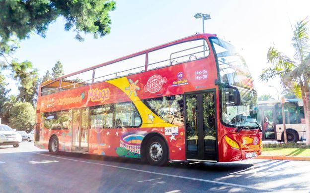 City Sightseeing Malaga with Malaga Experience Card