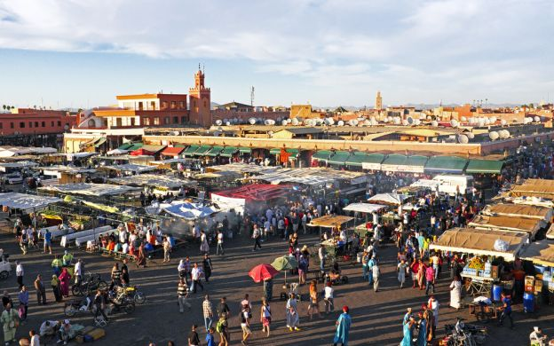 7-Day Morocco Sightseeing Tour from Andalucia