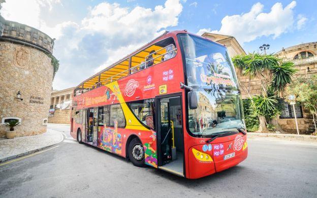 City Sightseeing Palma de Mallorca: Hop-On, Hop-Off Bus and Optional Boat Tour