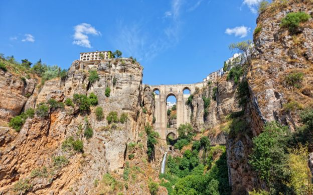 Sightseeing Tour of Ronda From Seville