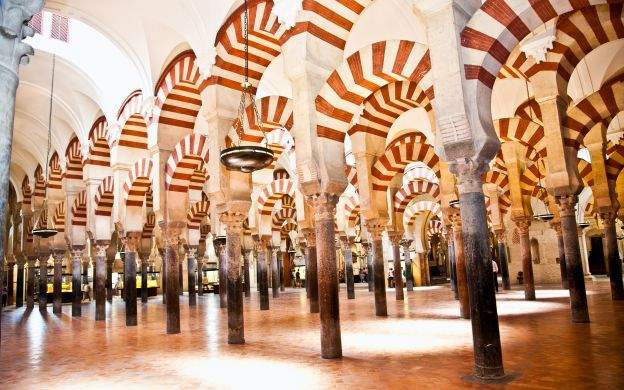 Cordoba Sightseeing Tour from Seville
