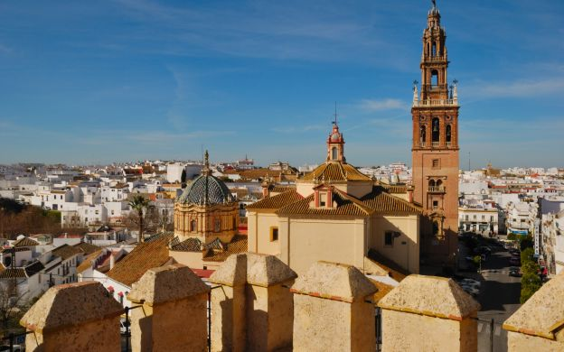 Carmona Sightseeing Tour from Seville