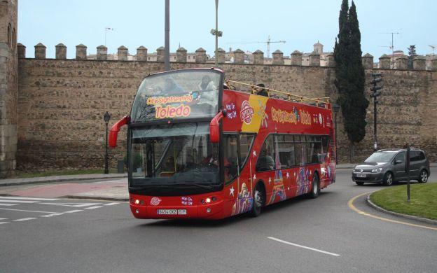 City Sightseeing Toledo: Hop-On, Hop-Off Bus Tour