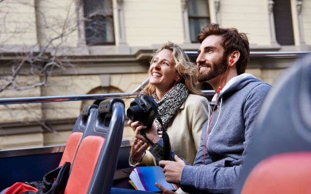 Valencia Bus Turistic: Hop-On, Hop-Off Tour