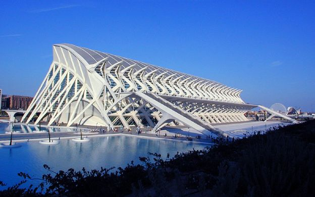 Science Museum, L'Oceanografic & Hemisferic Combo Ticket, Valencia