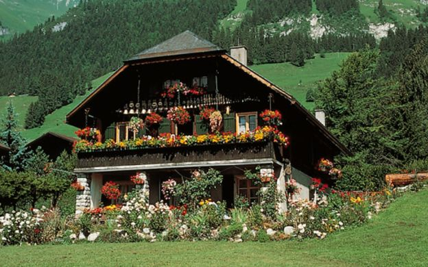Gruyere Countryside and Local Specialities