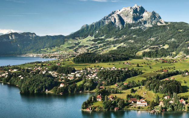 Lucerne and Mount Pilatus - Tour from Zurich