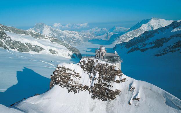 Jungfraujoch: The Europe's Highest Railway Station – Tour from Zurich