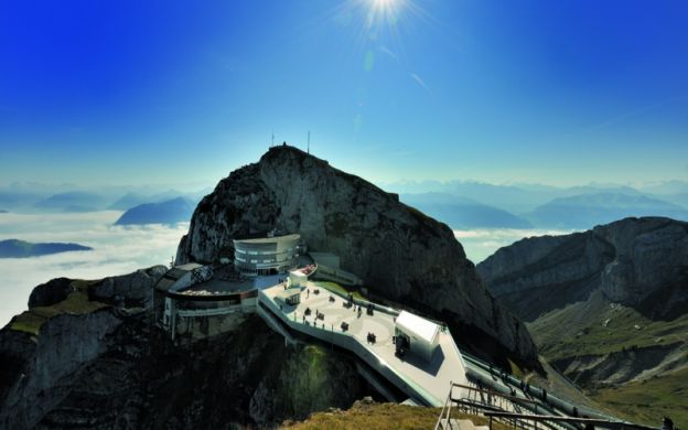 2 Days Mt Pilatus and Mt Titlis Tour from Zurich