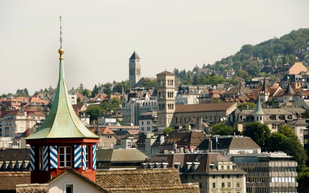 Zurich City Tour and Cable-Car Ride
