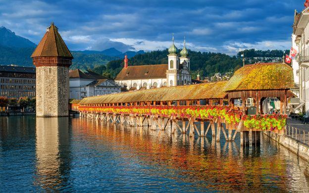 A Day in Lucerne - Tour from Zurich