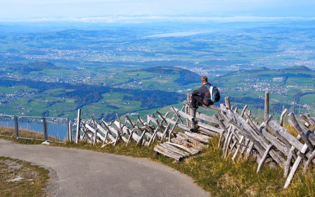 Mount Rigi - Tour from Zurich