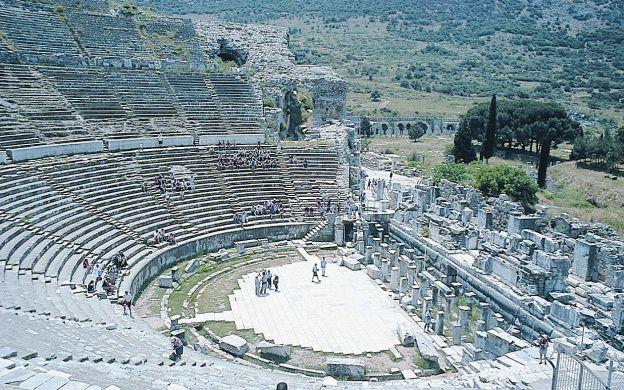 Ephesus Tour - From Bodrum