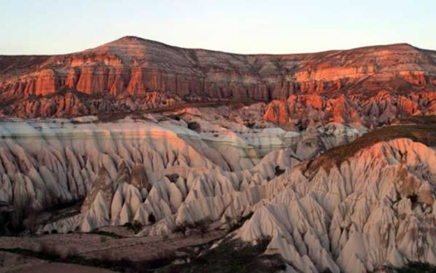 Cappadocia Tour: Red Valley, Rose Valley, Cavusin, Pigeons' Valley and Kaymakli