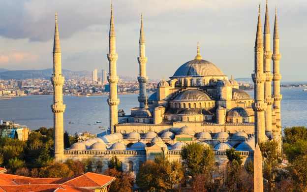 Istanbul City Sightseeing Tour